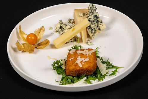 Boite de croquettes trois fromages 2X80g