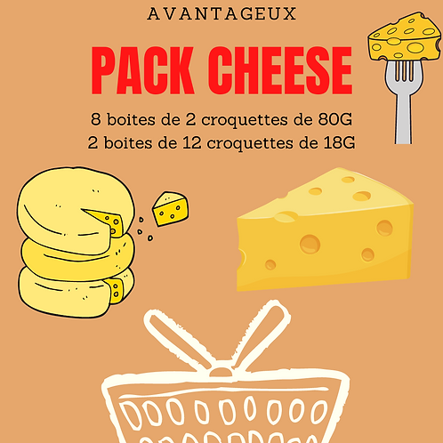 Pack Cheese