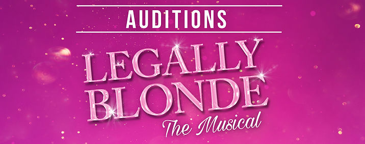 legally blonde auditions james terry col