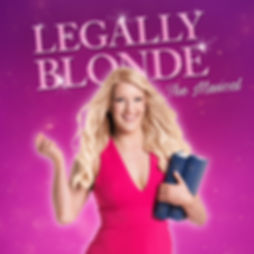 Samm Hagen Legally Blonde