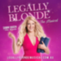 Legally Blonde Samm Hagen