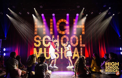 take the mic high school musical disney