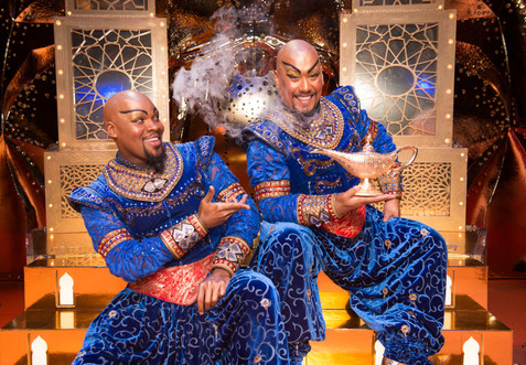 Aladdin Genie (James Terry Photography)-