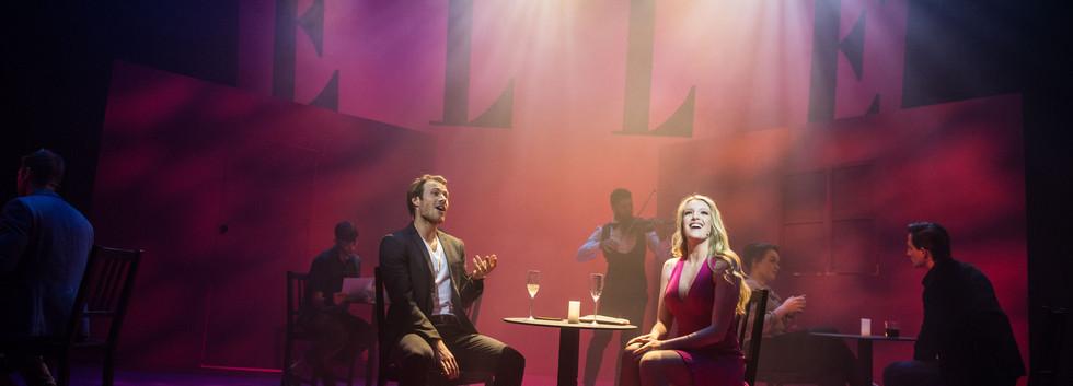Legally Blonde the Musical Samm Hagen