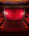 Leeres Theater