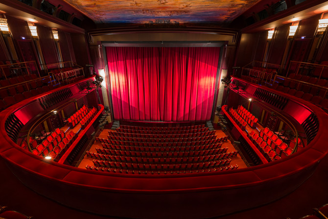 English Theaters in Budapest