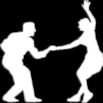 Logo danseurs de l'association rythm'& danses