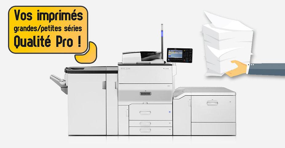 Imprimerie numérique Taninges