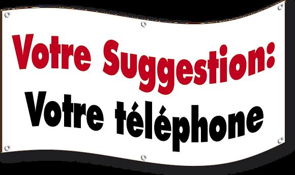 Votre texte et téléphone