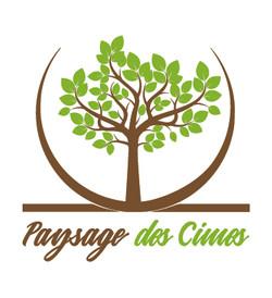 Logo paysage des cimes