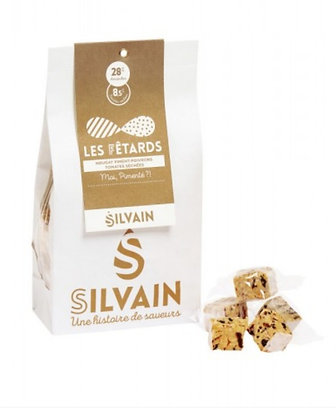 "Nougat assortiment salé Silvain ""Les Fêtards"" 125gr"