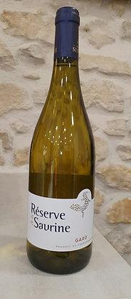 """Réserve """"De La Saurine"""" IGP GARD Blanc"""