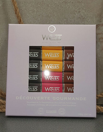 Napolitain Weiss découverte gourmande 240gr