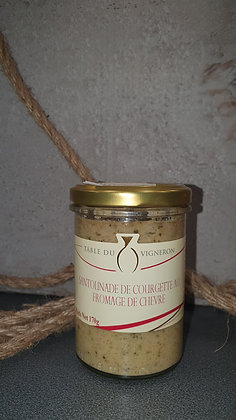 Courgettine fromage chèvre 180gr