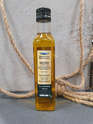 Huile d'olive vierge extra 25cl
