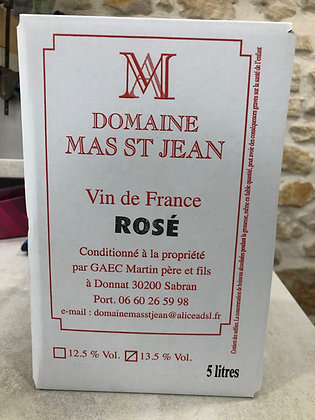 Mas Saint Jean Vin de France Rosé
