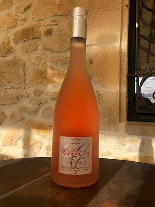 Domaine Le Cascaillon Côtes du Rhône Rosé