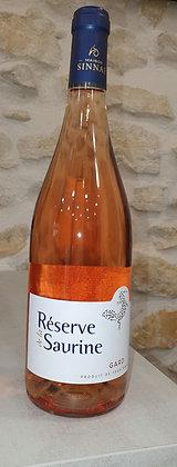 """Réserve """"De La Saurine"""" IGP GARD Rosé"""