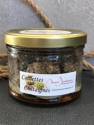 Caillettes aux Châtaignes