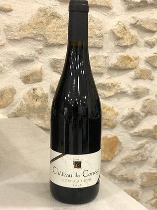 Château des Corrèges CDR Rouge 2019