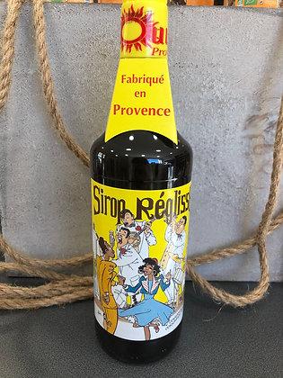 Sirop de Réglisse 0.70 L