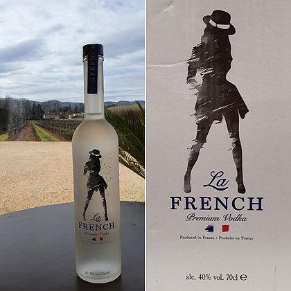 La French Vodka