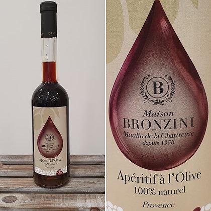 """Maison Bronzini """"Apéritif à l'olive"""""""