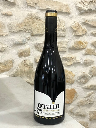 Grain d'Expression Rouge