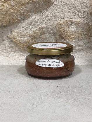 Terrine de canard au Cognac AOP