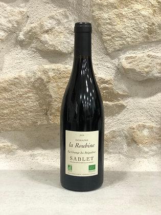 Domaine La Roubine Sablet rouge