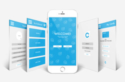 Compass Card App