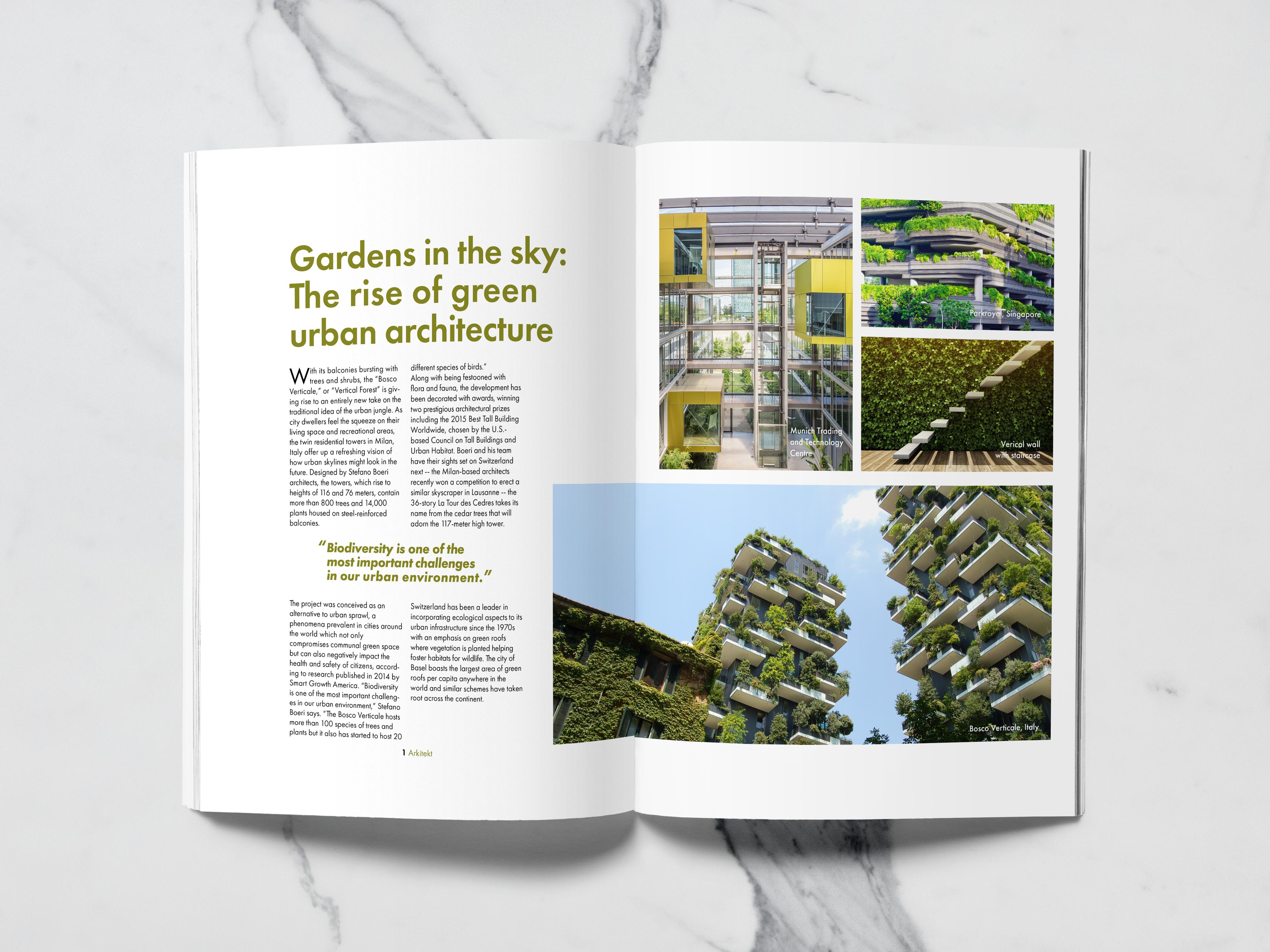 Arkitekt Magazine