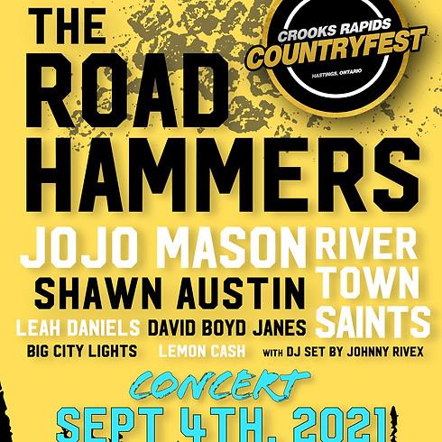 Crooks Rapids Country Fest