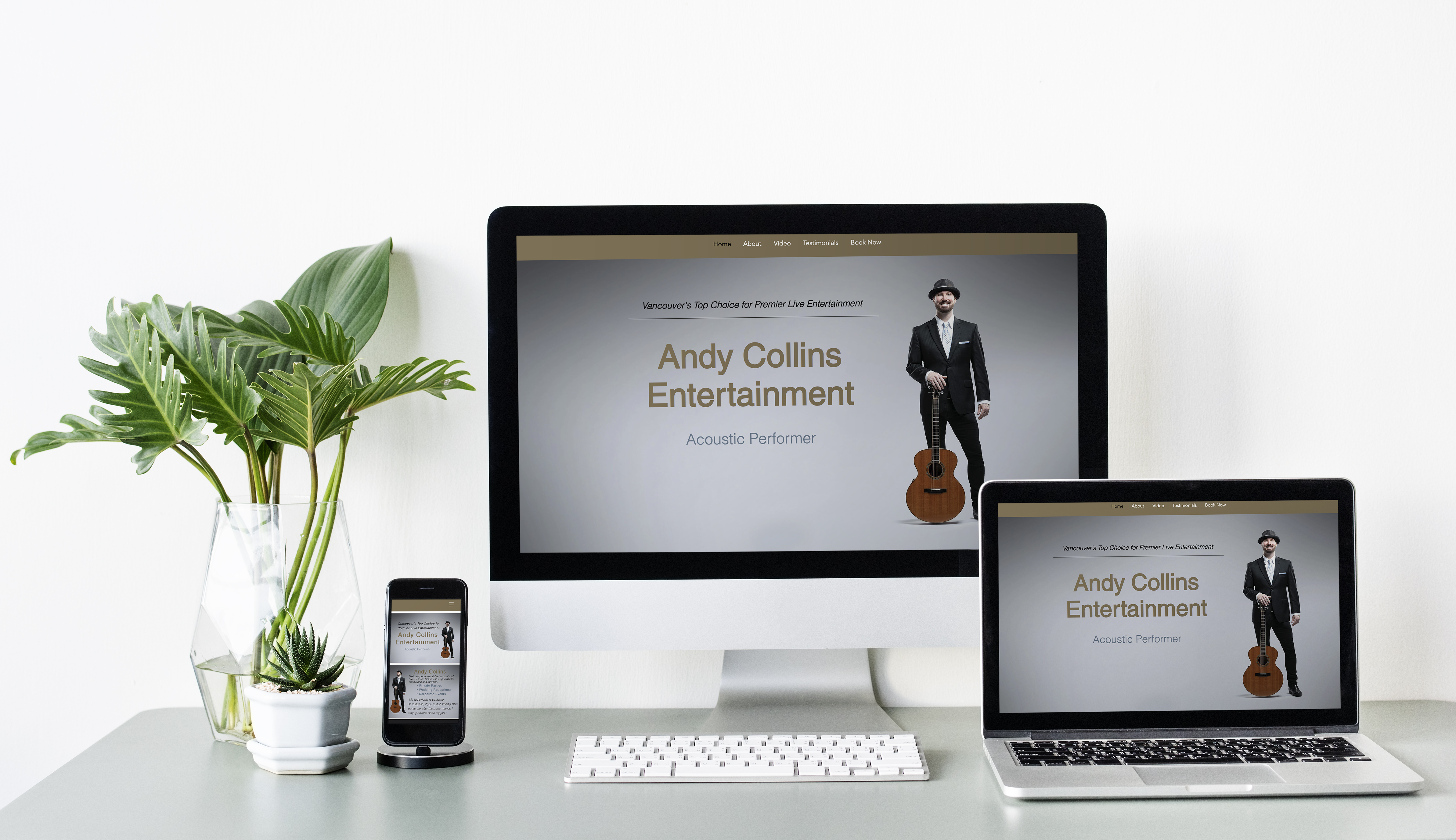 Andy Collins Entertainment