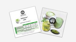 Latte Recipe Card
