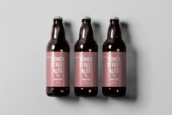 Homer Street Ales - Amber Ale