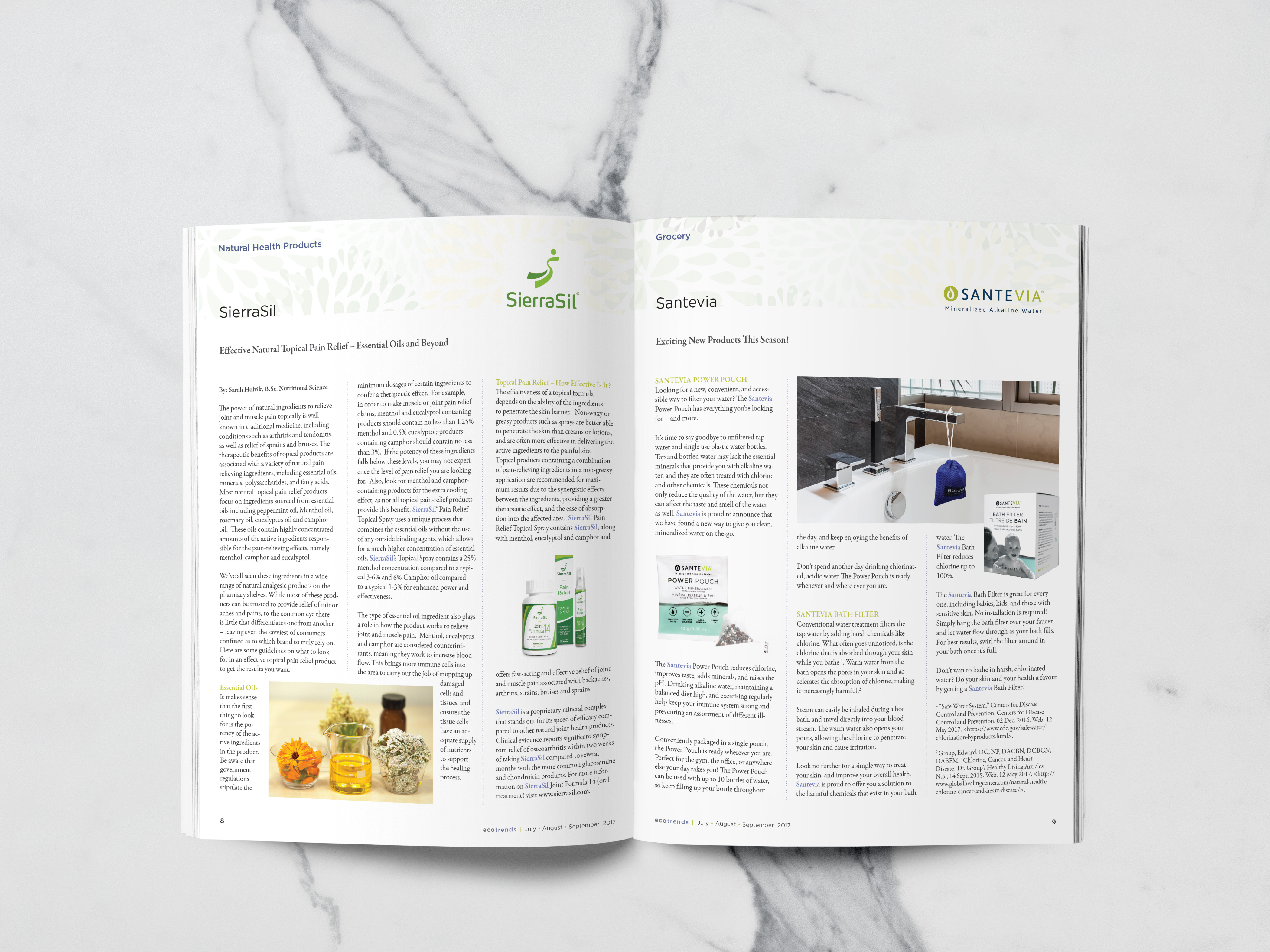 Ecotrend Newsletter (July)