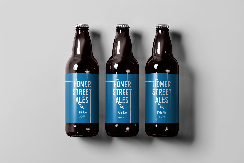 Homer Street Ales - Pale Ale