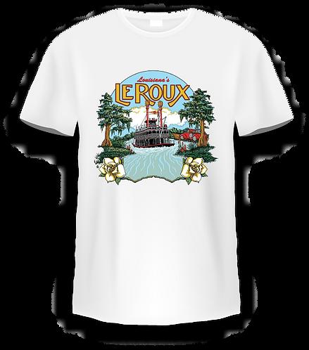 LeRoux Classic T-Shirt - White