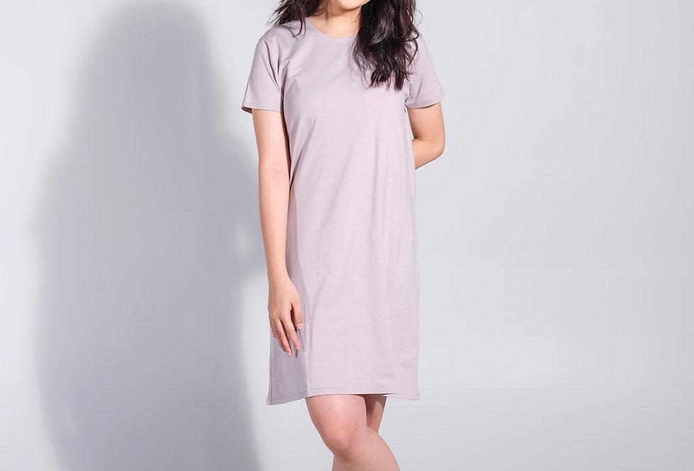 Short Sleeve Dress Suparon Spandek