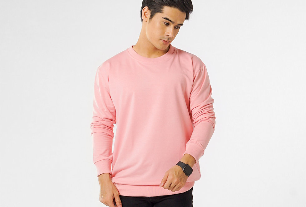 Sweater Basic Truterry Spandek Unisex
