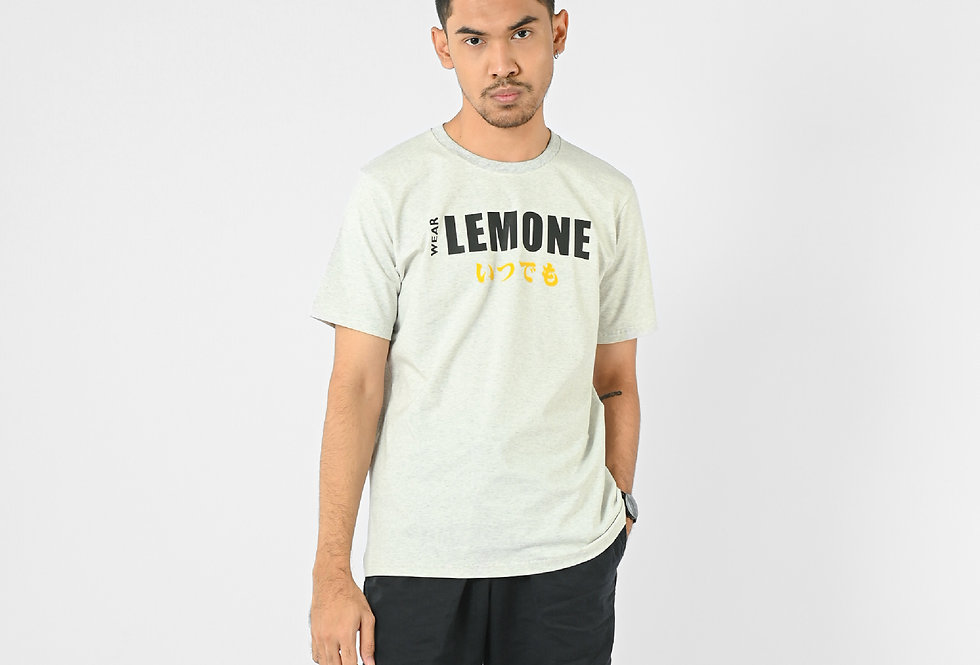 Wear Lemone - Short Sleeve Combed Spandek Unisex