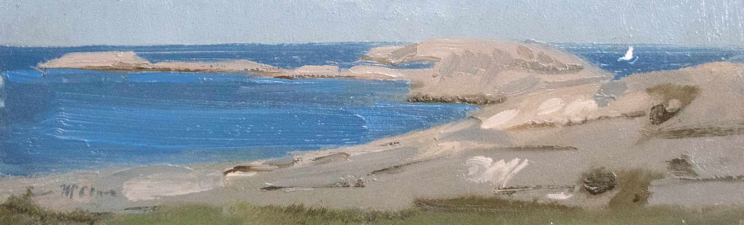 Sea Breeze, Swedish West Coast 13x41