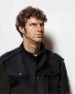 Portrait of the Artist's Brother (Alan M