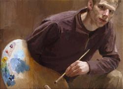 2008Self Portrait (16x22)