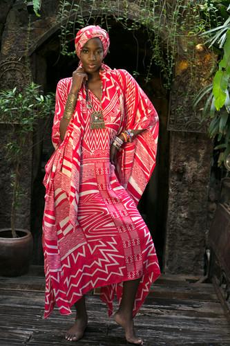Long Kaftan African