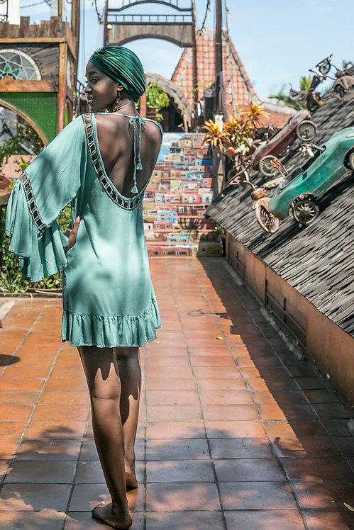 Short Dress Goa Carrè
