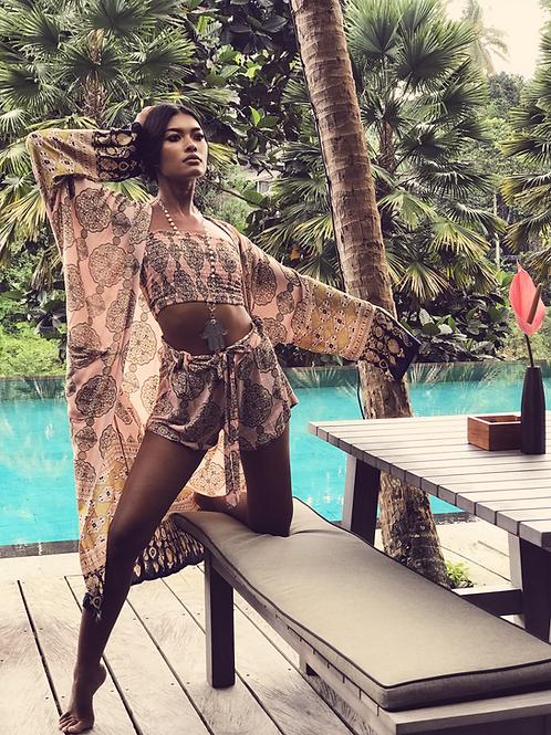 Kimono Jaipur + Short Pants