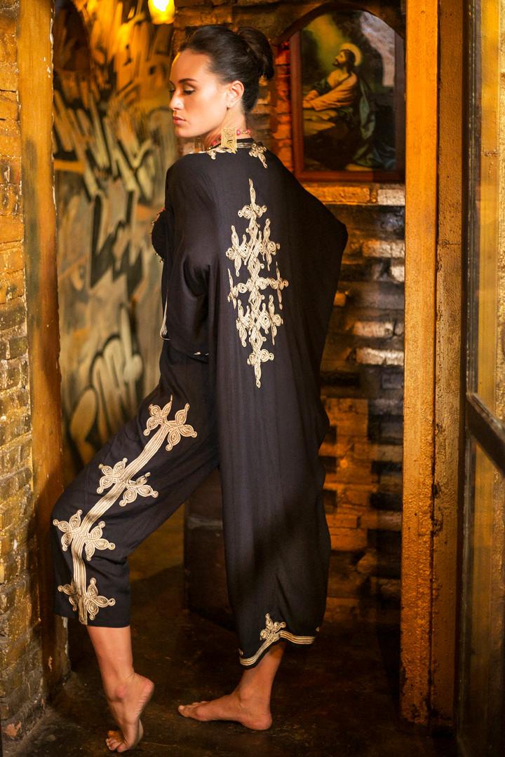 3/4 pants Marrakech & Long Jacket Marrakech