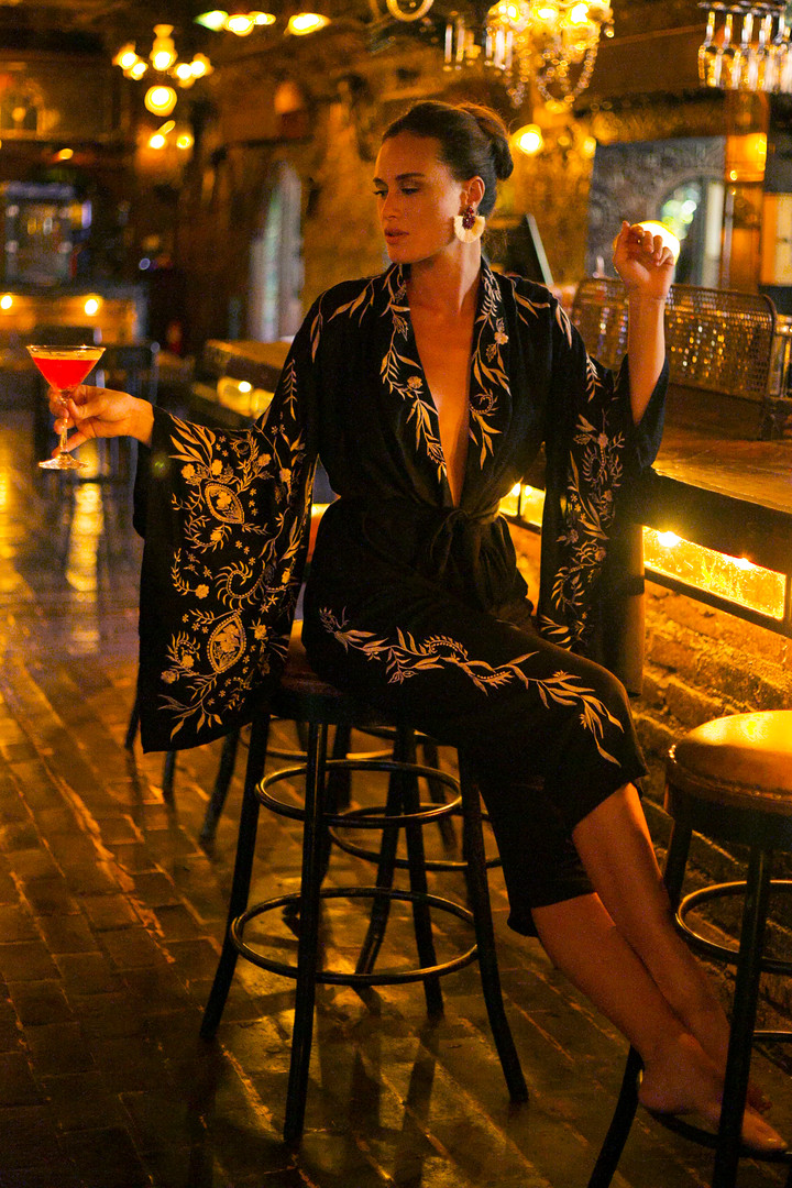 Jacket Kimono Giappo 3/4 Pants Giappo